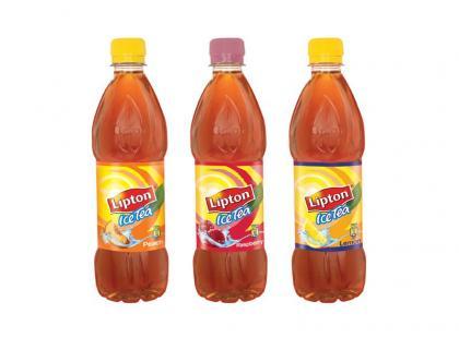 Moc pozytywnego orzeźwienia ukryta w owocowych smakach Lipton Ice Tea!