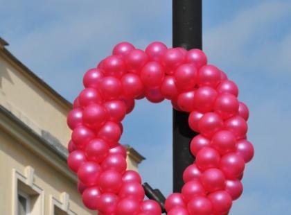 Moc różowej wstążki