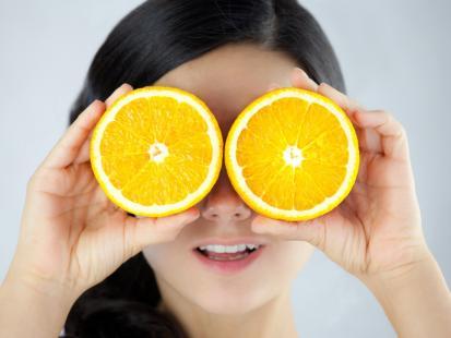 Moc słonecznych pomarańczy