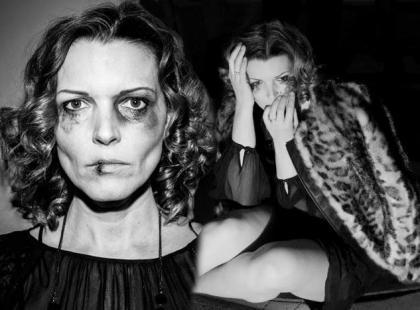 MOCNE! Ilona Felicjańska jako ofiara gwałtu