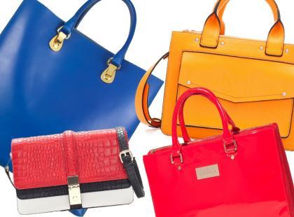 Mocny akcent na jesień: kolorowe torby