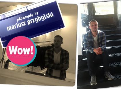 Moda a Polska i Celebrity: wywiad z Mariuszem Przybylskim