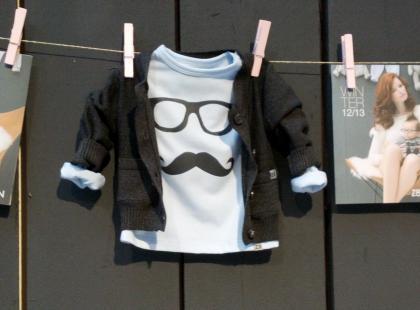 Moda dziecięca - trendy wiosna/lato 2013