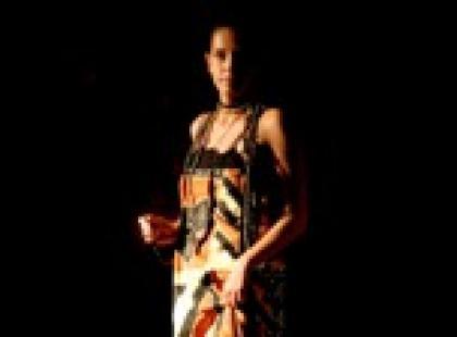 Moda - kierunek afryka