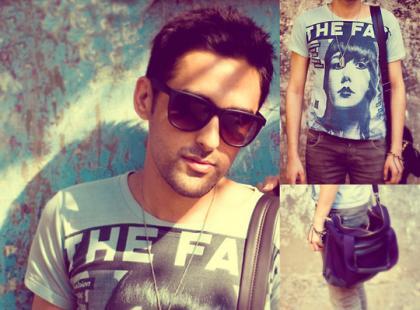 Moda męska - trendy z ulicy