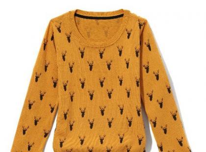 Moda na Boże Narodzenie - ubrania z motywem świątecznym