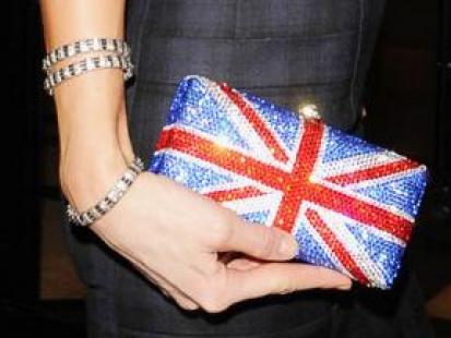 Moda na flagę brytyjską