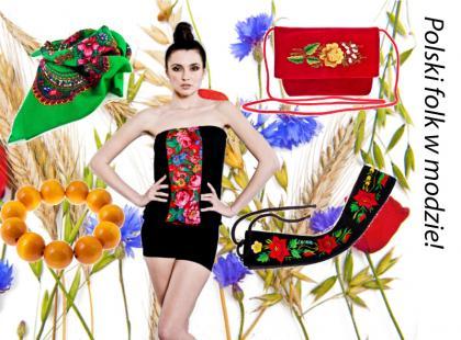 Moda na folk - 4 pomysły na stylizacje