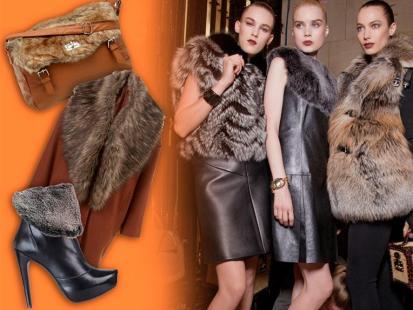Moda na futro - trend 2011/2012