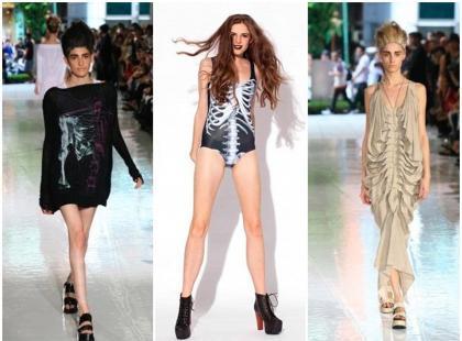 Moda na inspiracje ludzkim ciałem