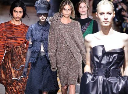 Moda na jesień-zimę 2014/2015 wg Lanvin i Stelli McCartney