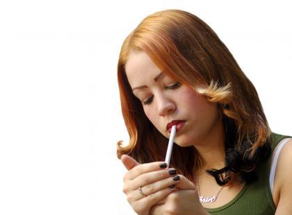 Moda na palenie – trochę historii