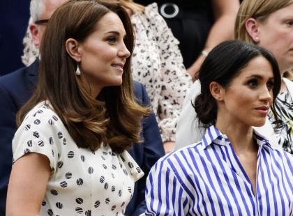 Moda na poprawianie urody nie ominęła Kate i Meghan? Jest opinia chirurga