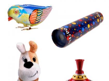 Moda na zabawki z PRL – galeria