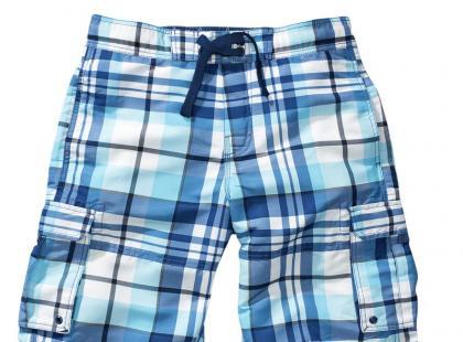 Moda plażowa dla niego - H&M lato 2010