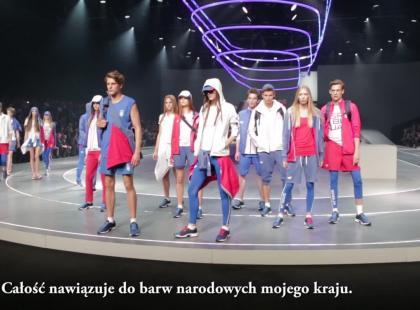 Modele i sportowcy w jednym show!