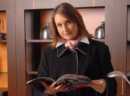Modna bizneswoman