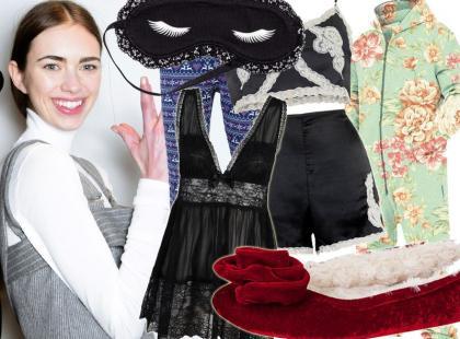 Modna w domu, czyli przegląd ubrań i dodatków na zimowe dni