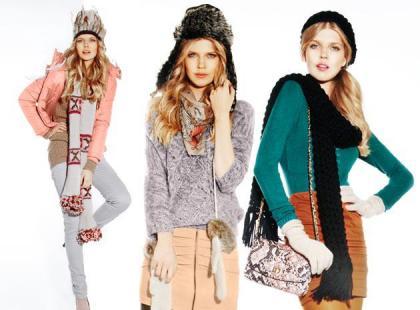 Modna zima 2012 w Tally Weijl