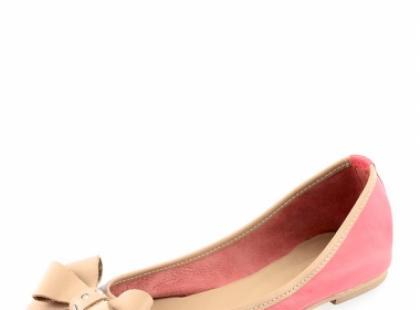 Modne baleriny - wiosenne trendy 2013!