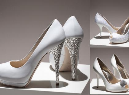 Modne buty ślubne