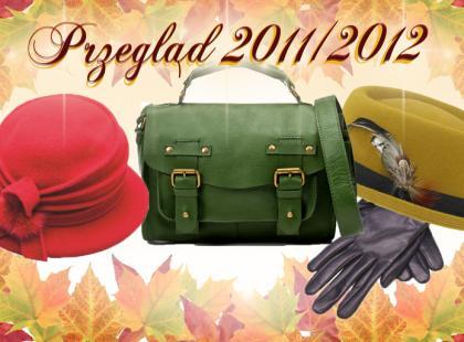 Modne dodatki na jesień-zimę 2011/2012!