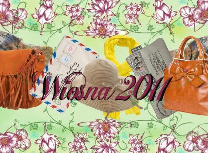 Modne dodatki na wiosnę i lato 2011 - Przegląd We-Dwoje.pl