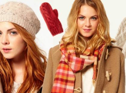 Modne dodatki na zimę - zrób to sama!