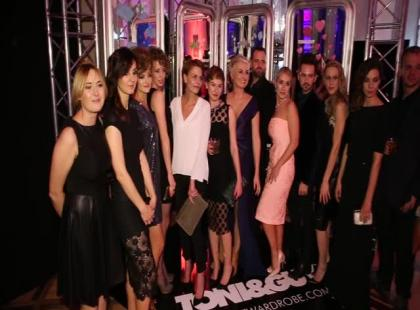 Modne fryzury na Flesz Fashion Night