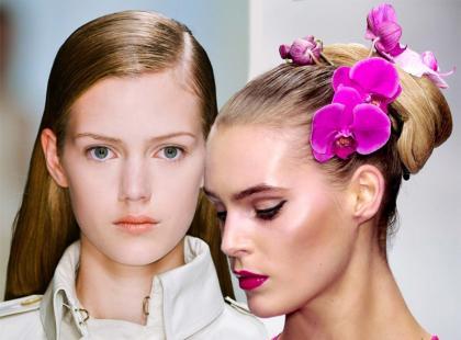 Modne fryzury na wiosnę i lato 2013