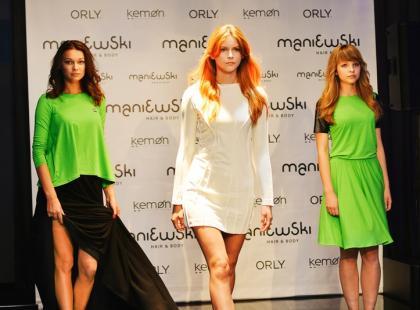 Modne fryzury na wiosnę - trendy 2014