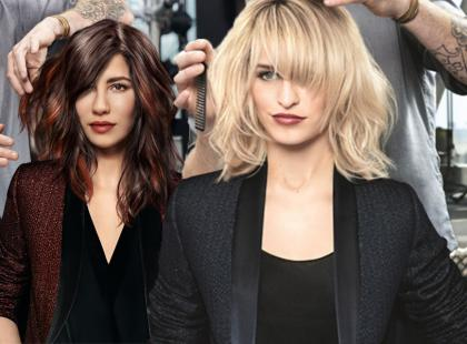 Modne fryzury - trendy 2015