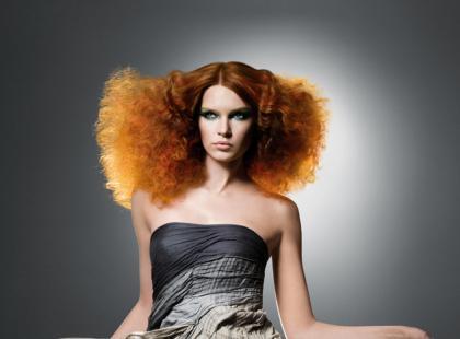 Modne fryzury według Welli - 2010