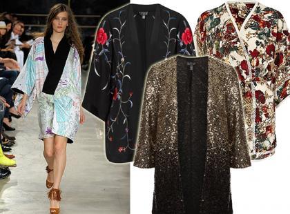 Modne kimona z polskich sklepów