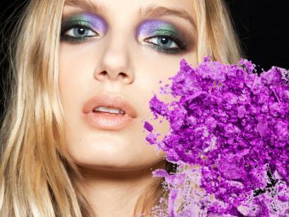 Modne kolory cieni do powiek na jesień 2012