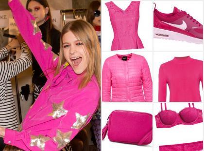 Modne kolory jesieni: 18 różowych ubrań i dodatków na nowy sezon
