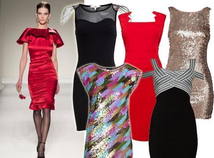 Modne kreacje z New Look na karnawał 2013