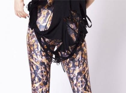 Modne legginsy - nasze typy