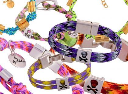 Modne liny w kolekcji bransoletek by Dziubeka
