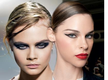 Modne makijaże na andrzejki