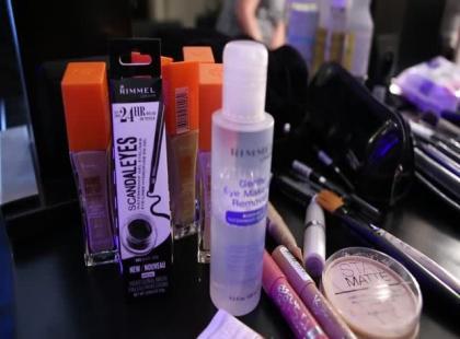 Modne makijaże na pokazie Flesz Fashion Night