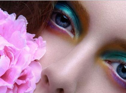 Modne makijaże z kampanii 2012
