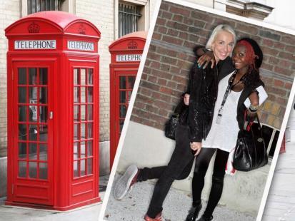 Modne miasto: Londyn