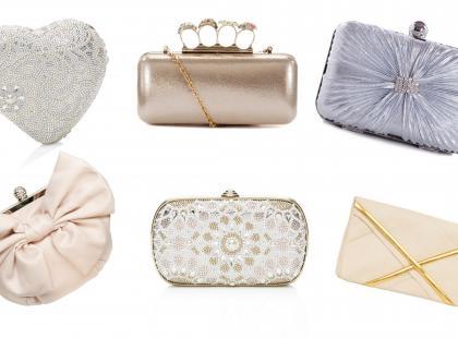 Modne torebki ślubne