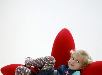Modne ubrania z Vogue dla dzieci taniej o 40 proc. w Polsce