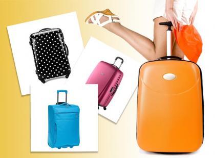 Modne walizki - stylowo w podróży