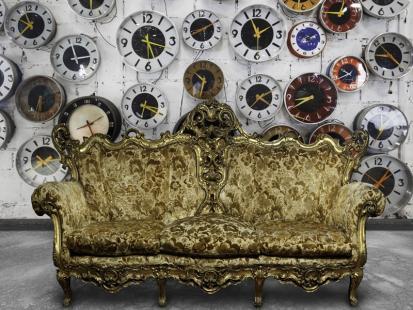 Modne zegary na ścianę