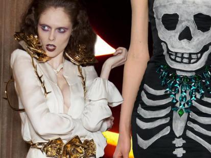 Modny Halloween - strach się bać