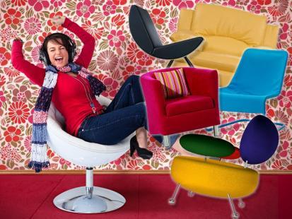 Modny relaks, czyli przegląd foteli wypoczynkowych