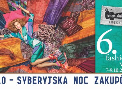 Modowa podróż transsyberyjska w Manufakturze